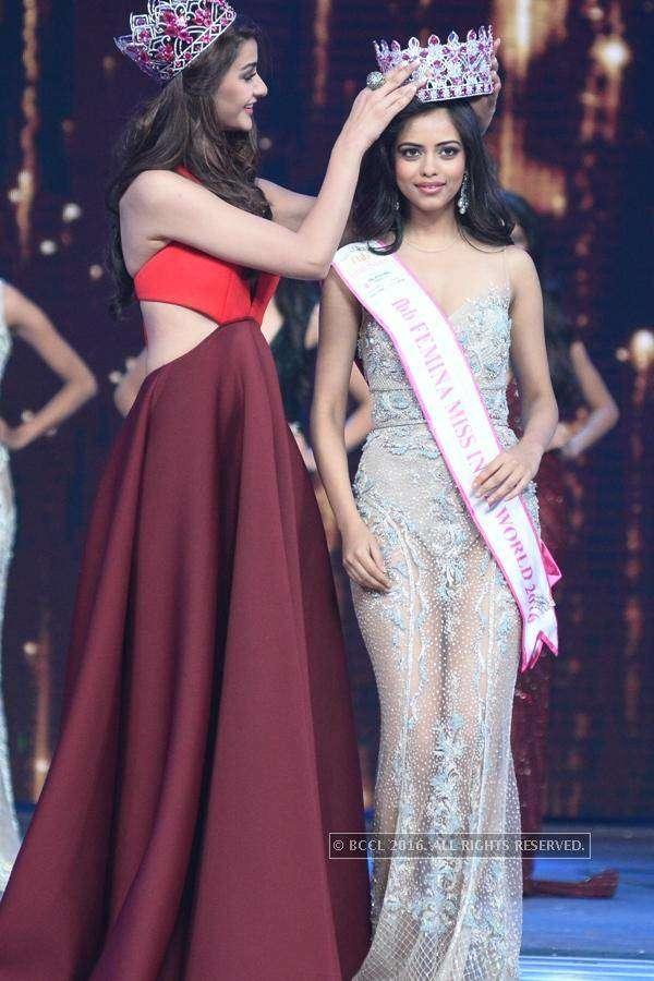 fbb Femina Miss India 2016: Winners