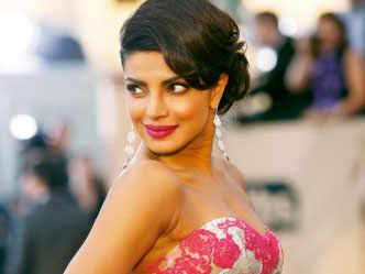 Priyanka Chopra heads back to India