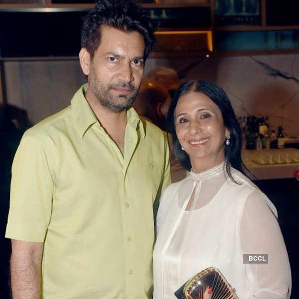 Ritu Beri launches her books