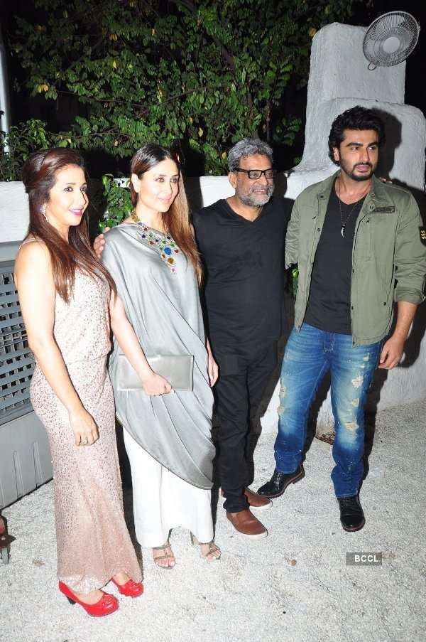 Ki and Ka: Success Party