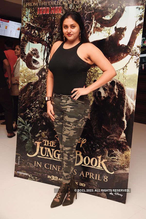 The Jungle Book: Premier