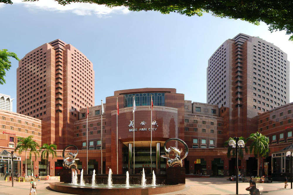 Ngee Ann City - Singapore: Get the Detail of Ngee Ann City on Times of  India Travel