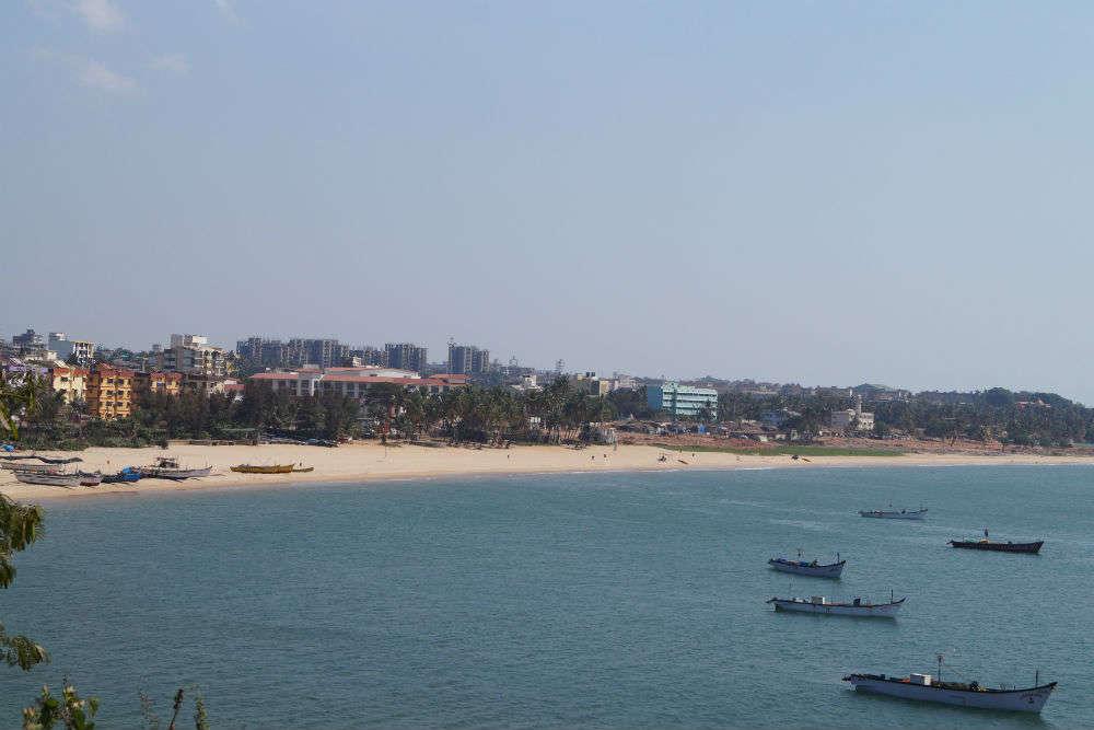Baina Beach