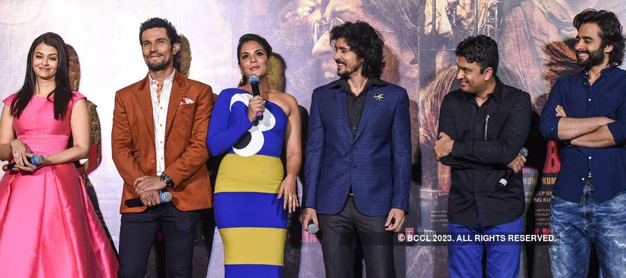 Sarbjit: Trailer launch