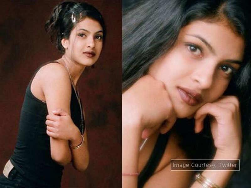 Pic Priyanka Chopra S Very First Photoshoot