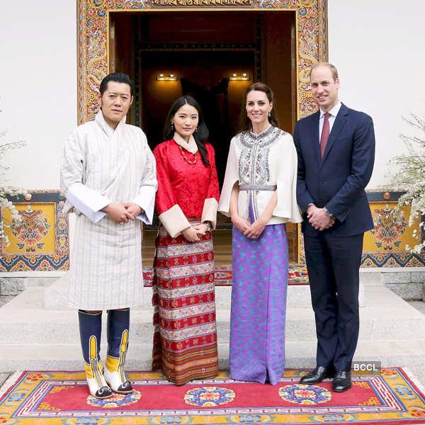 Prince William & Kate's Bhutan visit