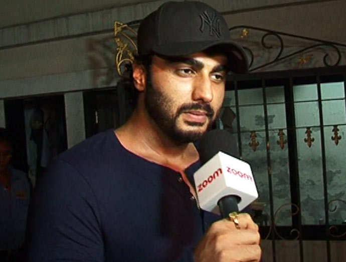 Watch: Arjun Kapoor's dramebaazi!