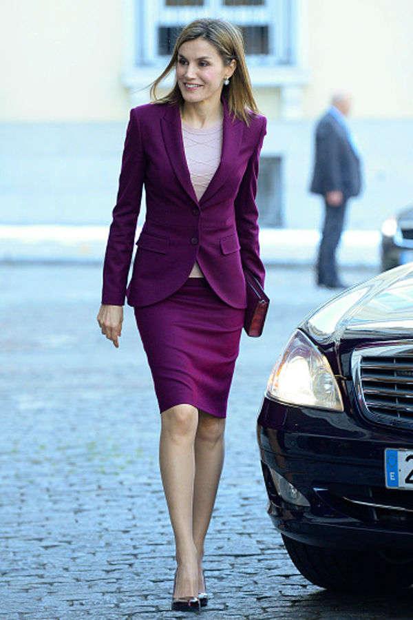Queen Letizia @ Microfinanzas BBVA Foundation