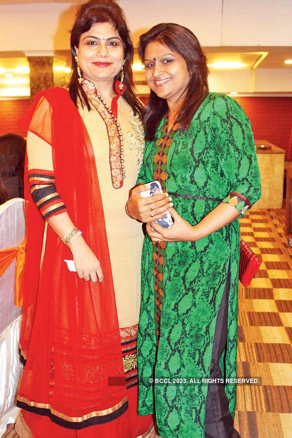 Raas Leela theme party