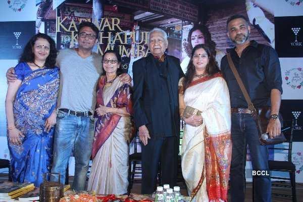 Karwar to Kolhapur via Mumbai: Book Launch