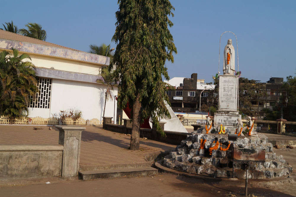 Our Lady of Grace Church - Margao: Get the Detail of Our