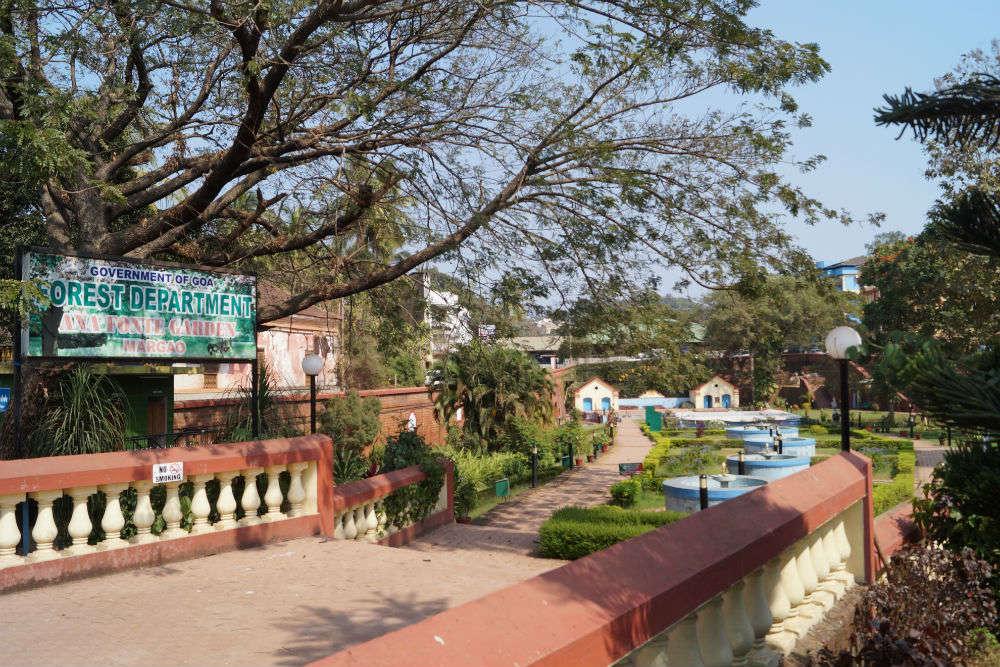 Ana Fonte Garden