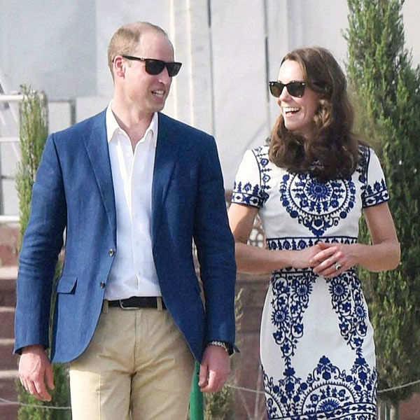 Prince William & Kate's India visit