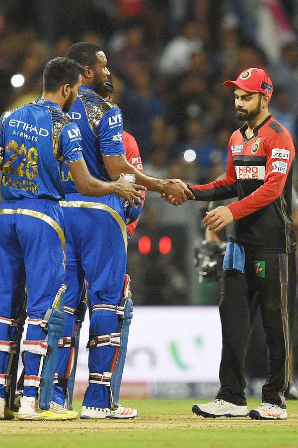IPL 2016: RCB vs MI