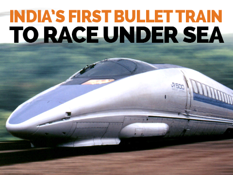 real underwater train. Infographic: Mumbai-Ahmedabad Bullet Train To Travel Underwater - Times Of India Real T