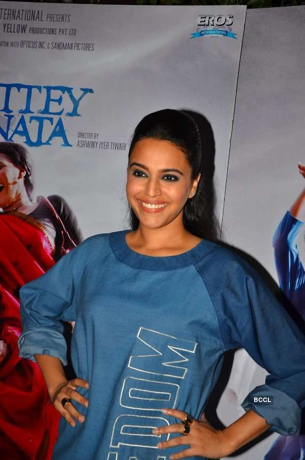 Nil Battaney Sannata: Screening