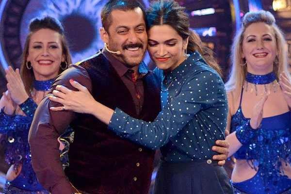 Deepika Padukone – Salman Khan in Sanjay Leela Bhansali's next?