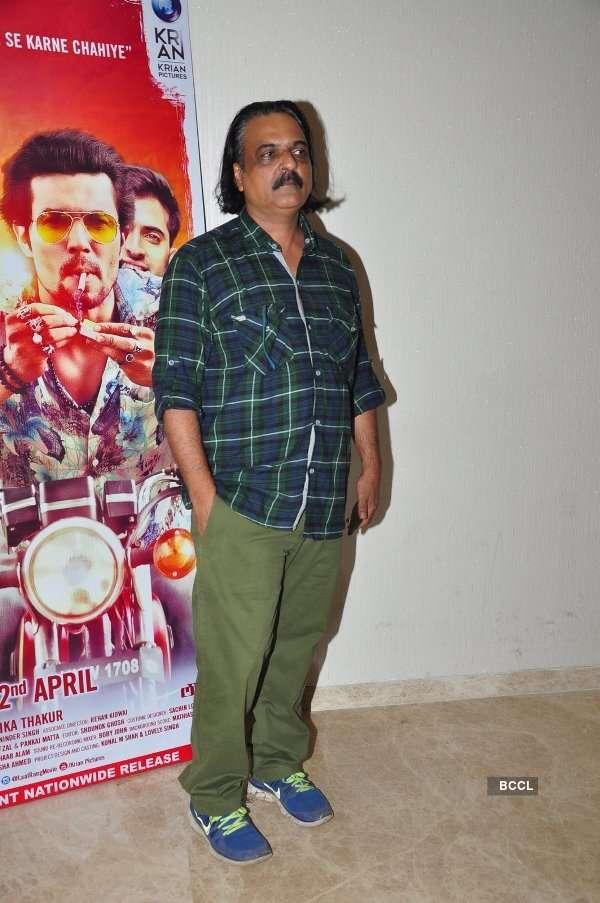 Laal Rang: Screening