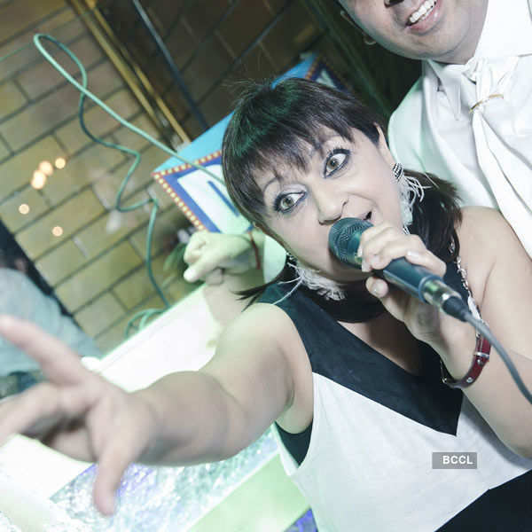 Amit & Mann Dua's anniversary party