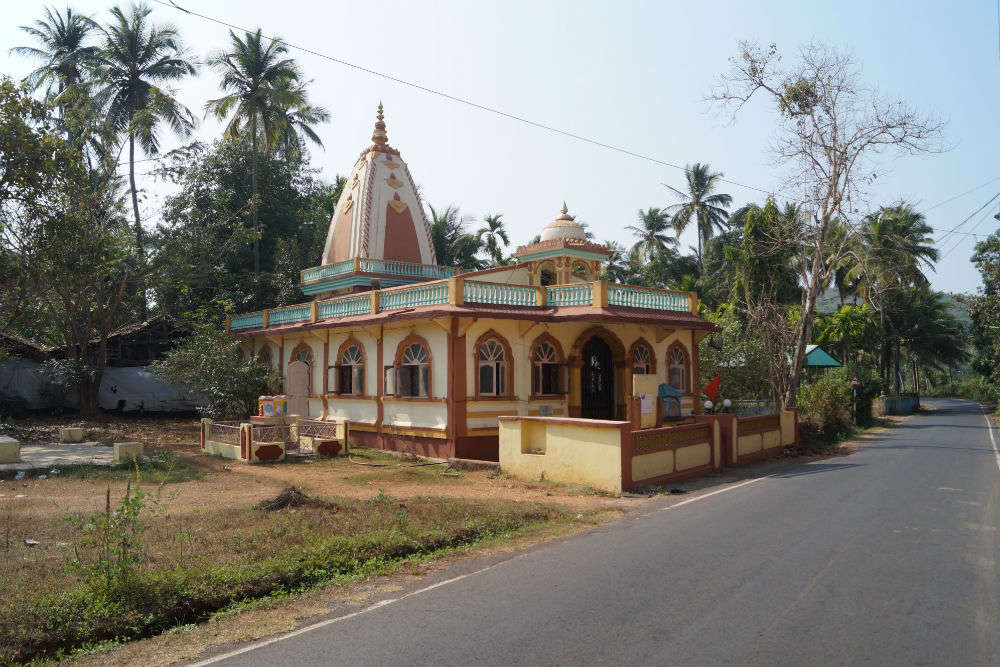 Original Site of Ramnath Mandir