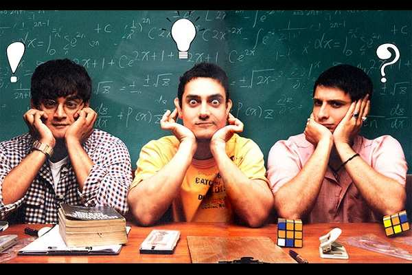 Aamir Khan R Madhavan Sharman Joshi In 3 Idiots Sequel