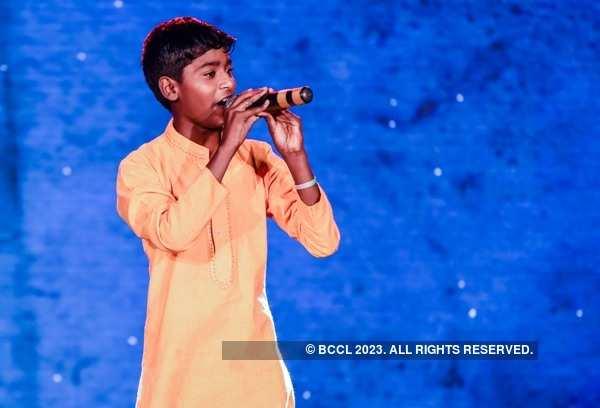 India's Got Talent: On the set