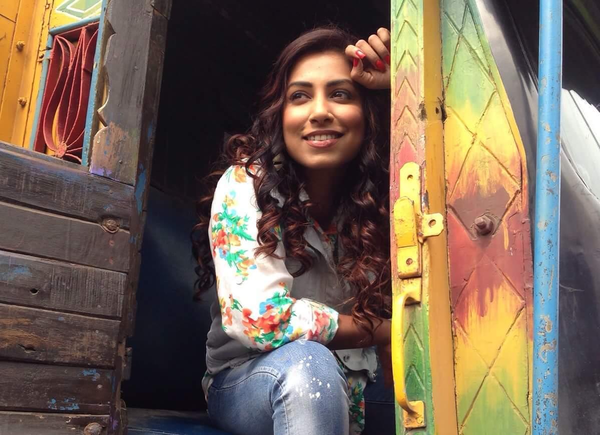 Kranti turns stunt-girl with next