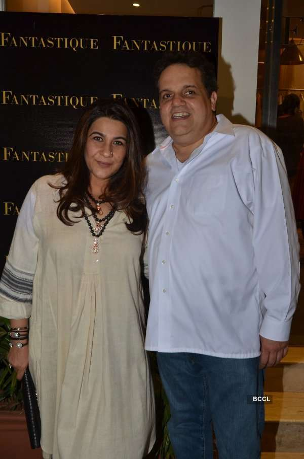 Abu Jani Sandeep Khosla's Fantastique store launch