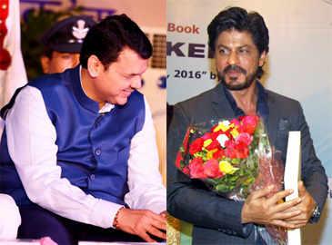 Shah Rukh Khan is a proud Mumbaikar, says Maharashtra CM Fadnavis