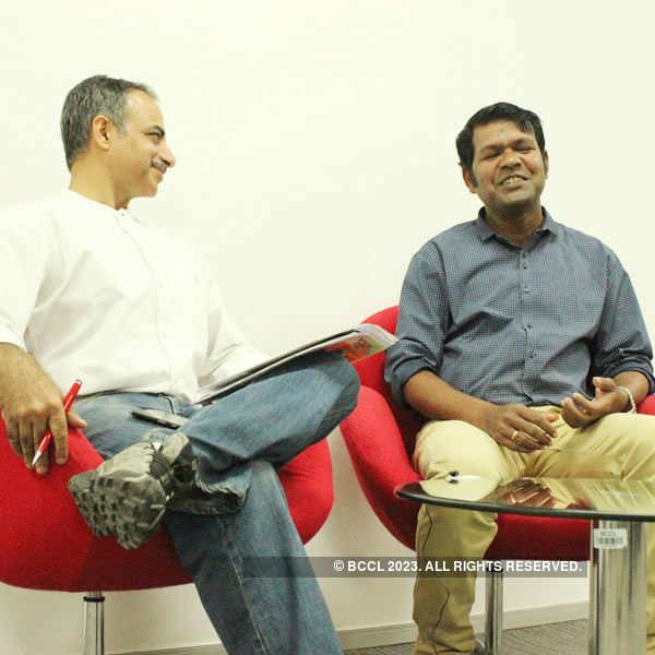 Go Limitless: Rendezvous with Sudarshan Patnaik