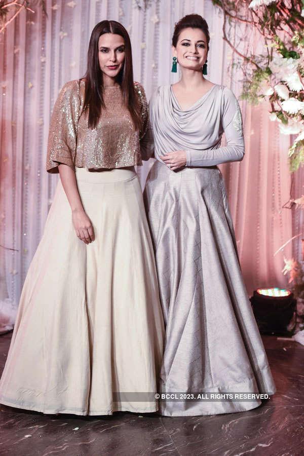 Bipasha and Karan's wedding