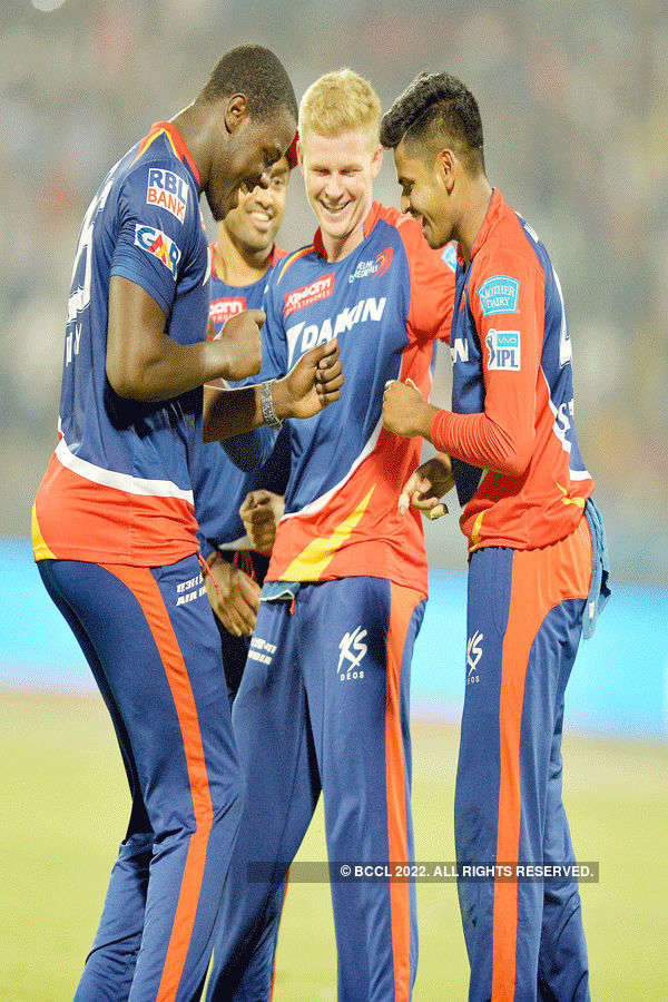 IPL 2016: DD vs KKR