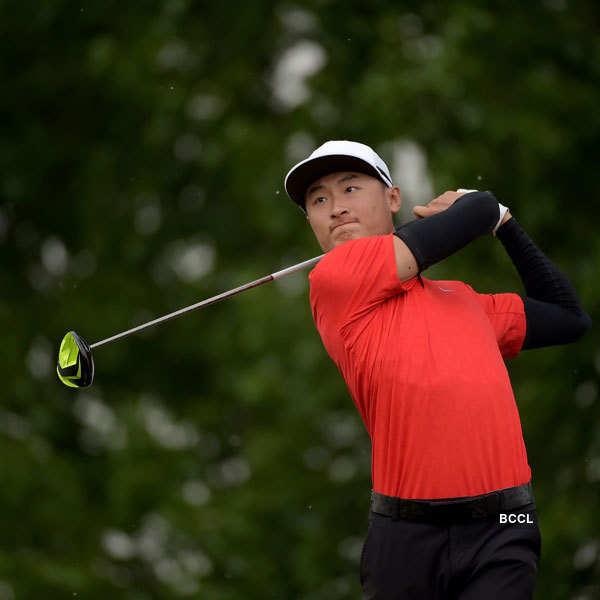 Li Haotong wins China Open