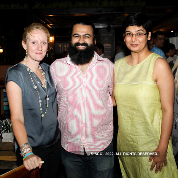 Whitefield Bar and Grill: Launch