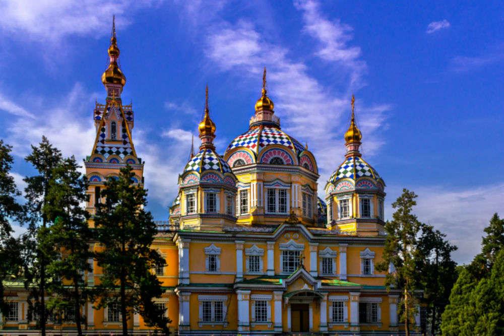 Tourist Destinations in Kazakhstan   Places To Visit in Kazakhstan ...
