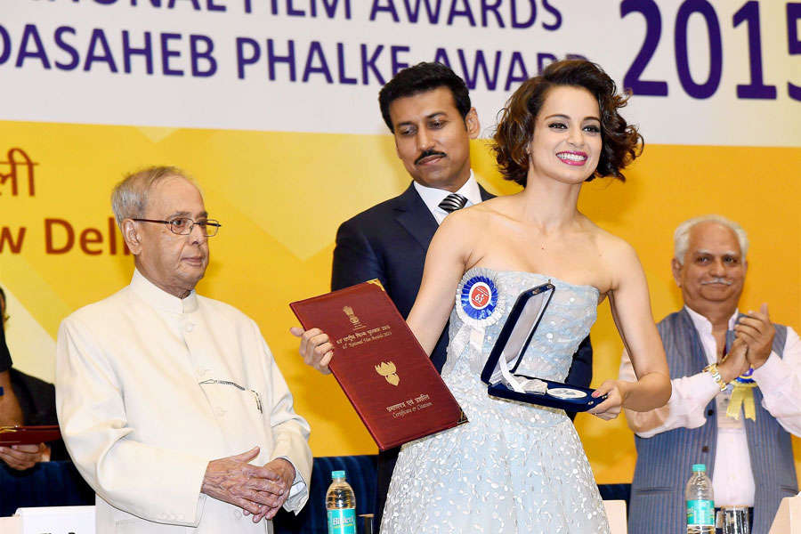 63rd National Film Awards