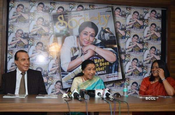 Asha Bhosle announced her UK farewell tour