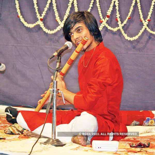 Musical night in Banaras