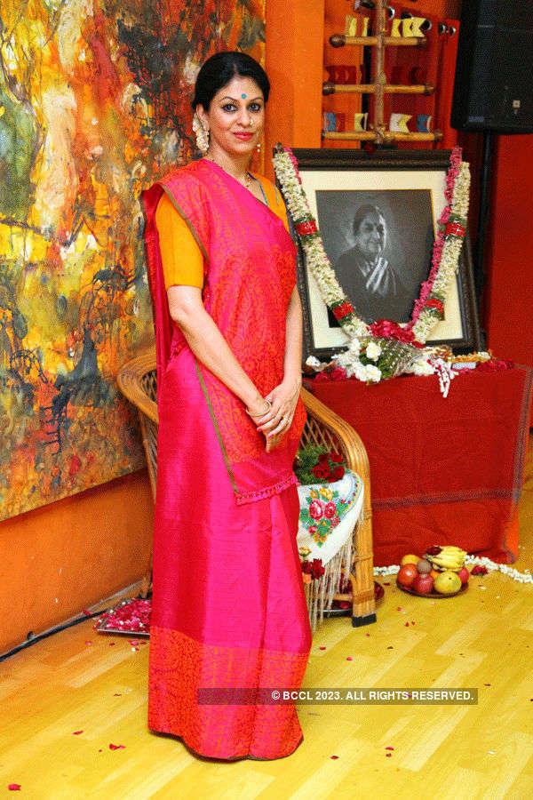 Kathak tribute to Maya Rao