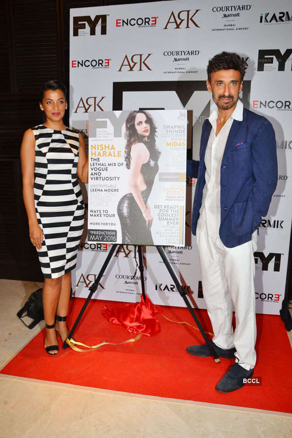 Launch of FYI Magazine May issue