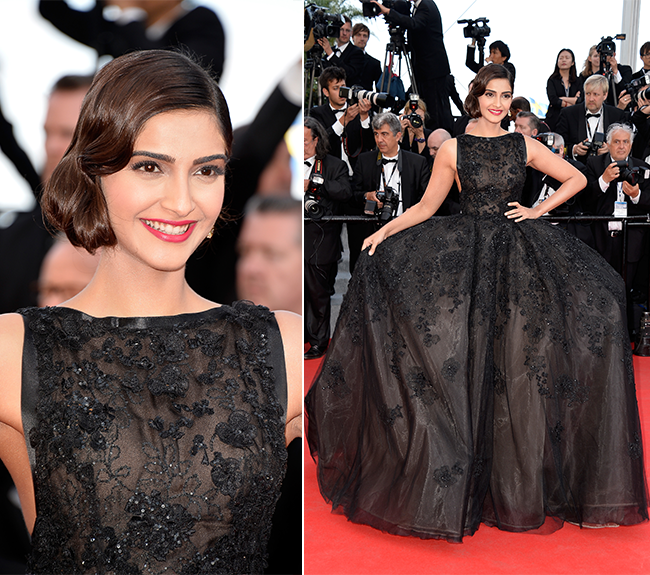 Sonam Kapoor Elie Saab Dress Majorthrowback Sonam Kapoors Major