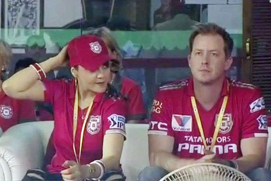 Preity Zinta got married to Gene Goodenough