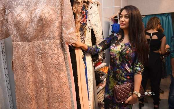 Kama Couture: Store Launch