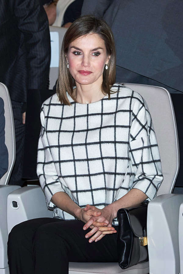 Queen Letizia attends Red Cross World Day