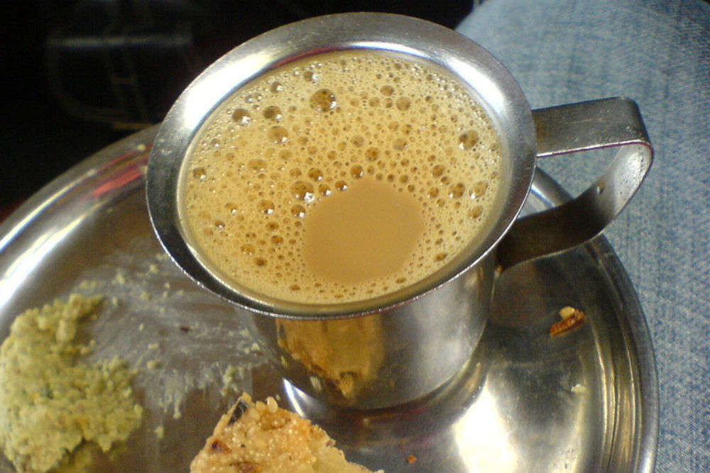Mysore filter coffee