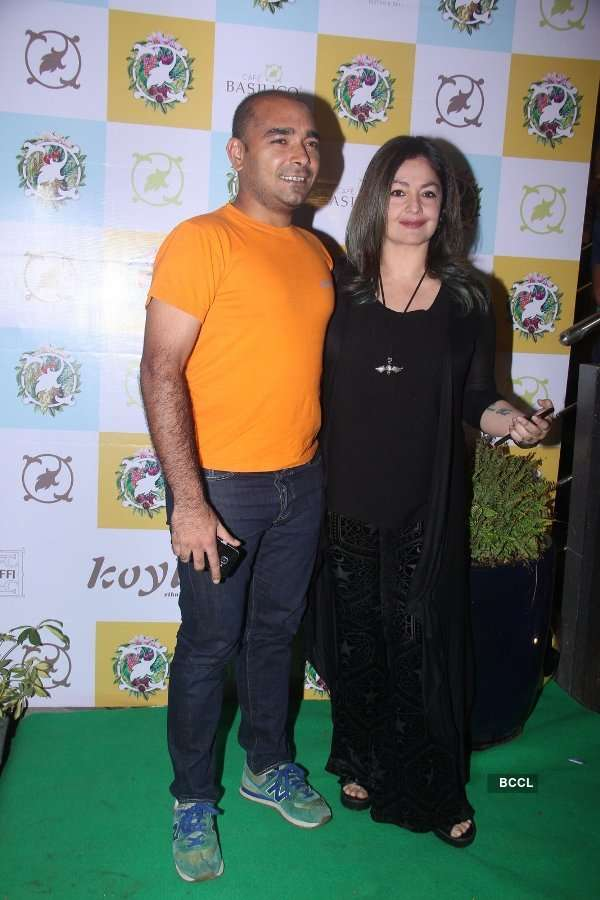 Ayesha Takia's Restaurant Launch