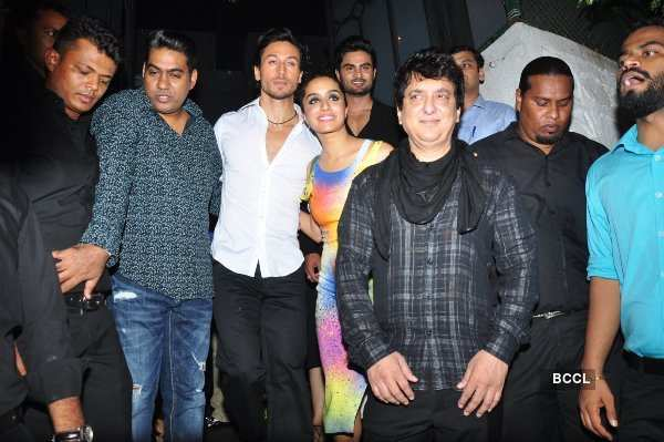 Baaghi's Success Party