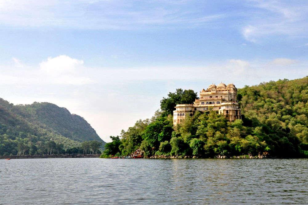 Image result for siliserh lake alwar