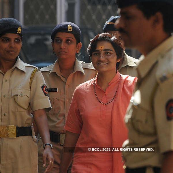 NIA drops charges against Pragya