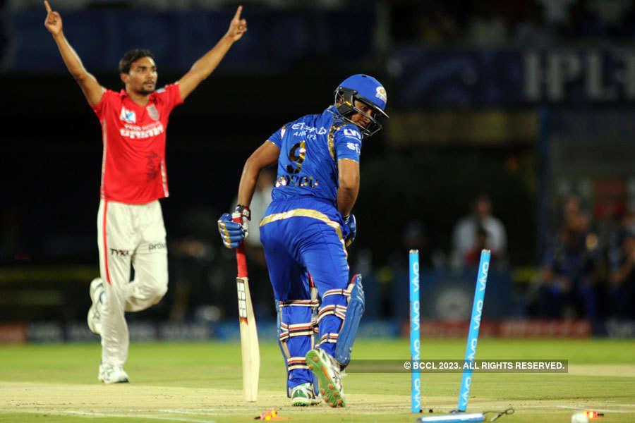 IPL 2016: KXIP vs MI